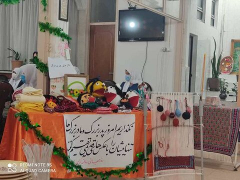 بازدید مدیر کل بهزیستی استان زنجان از مراکز  نگهداری ویژه سالمندان