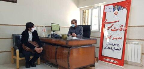 گزارش تصویری از ملاقات عمومی مدیر کل بهزیستی با مددجویان تحت پوشش