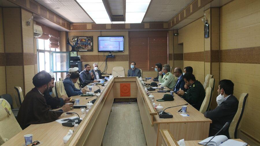 برگزاری پنجمین جلسه کمیته فرهنگی پیشگیری شورای هماهنگی مبارزه با مواد مخدر