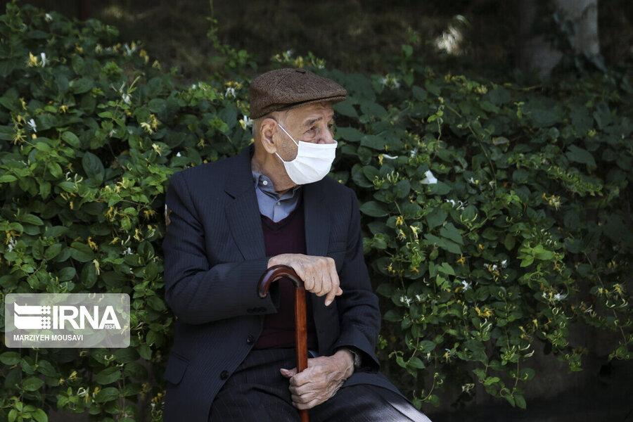 در رسانه   همدان چهارمین استان سالمند کشور است