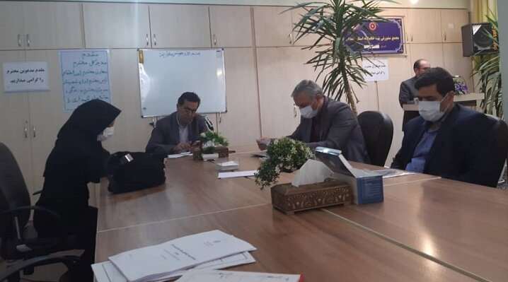 برگزاری مجمع مشورتی  شبه خانواده استان