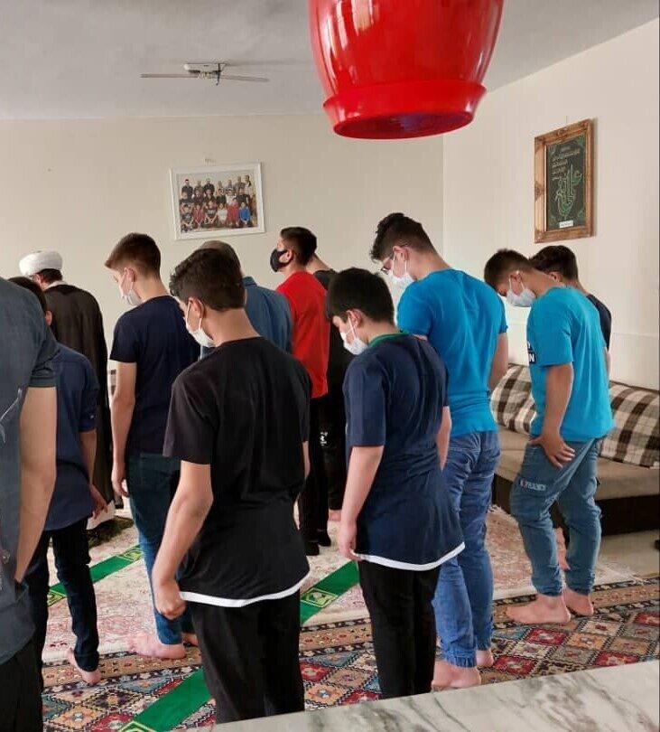 شهریار| برگزاری جشن تکلیف نونهالان مراکز شبه خانواده