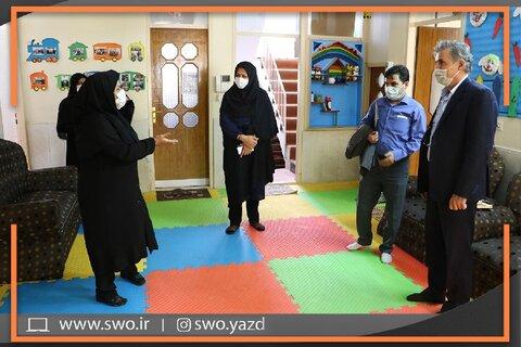 بازدید از مراکز توانبخشی آموزش خانواده و کودک کم شنوا   + گزارش تصویری