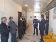 بازدید معاون توسعه منابع انسانی بهزیستی استان از ۱۳ مرکز تحت نظارت در گناباد و بجستان