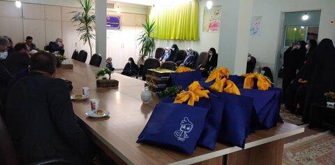 گزارش تصویری بازدید از موسسه ترنم محبت در راستای مسئولیت اجتماعی