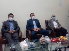 دیدار با فرماندهی یگان ویژه نیروی انتظامی استان