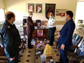 گزارش تصویری/ دیدار با فرمانده نیروی انتظامی کلیبر