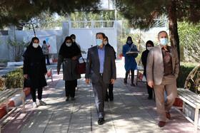 بازدید مدیر کل بهزیستی آذربایجان غربی از مراکز شبانه روزی  بیماران روانی مزمن مهر و پردیس ارومیه