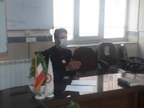گزارش تصویری/ برگزاری کلاس آموزشی سلامت روان در شهرستان اهر