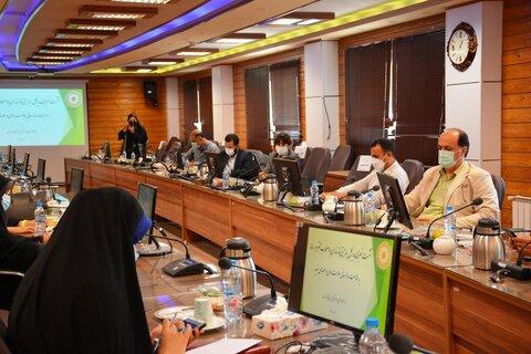 نشست خبری-مازندران