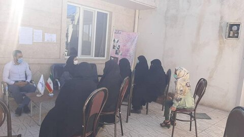 گزارش تصویری/ برگزاری کارگاه آموزشی سلامت روان در بستان آباد