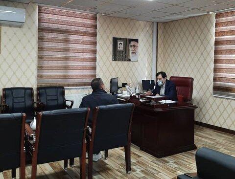 گزارش تصویری | ملاقات مردمی مدیرکل بهزیستی استان و جامعه هدف