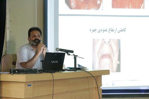 نخستین کارگاه آموزشی ارتقاءسلامت دهان ودندان ویژه گروه های خاص بهزیستی برگزار گردید