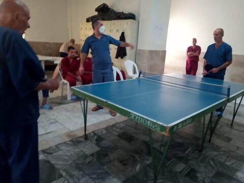 گزارش تصویری | اجرای برنامه های شاد ومفرح به مناسبت هفته سلامت روان در مرکز مهر هشتگرد