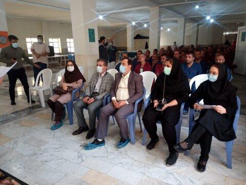گزارش تصویری | اجرای برنامه های شاد ومفرح در مرکز مهر هشتگرد در هفته سلامت روان