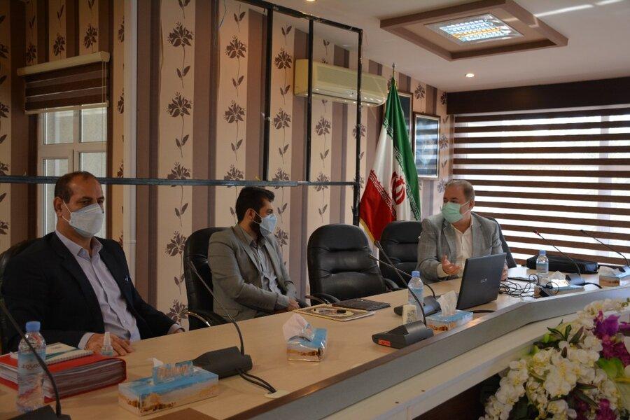 برگزاری کارگاه آموزشی پدافند غیرعامل و مدیریت بحران منطقه ۴ کشور
