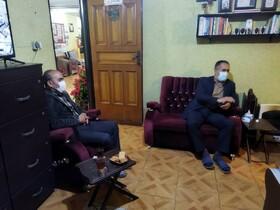 بازدید رئیس ستاد پذیرش و هماهنگی بهزیستی استان تهران از مرکز بیماران اعصاب و روان قدر