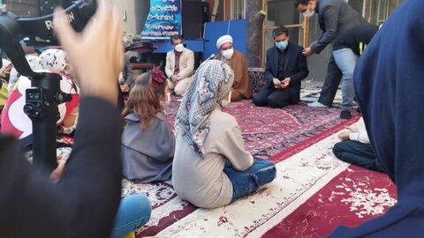گزارش تصویری | دیدار تولیت آستان قدس رضوی  و مدیرکل بهزیستی استان با فرزندان بهزیستی