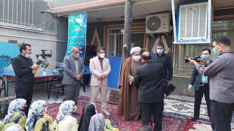 بازدید تولیت آستان قدس رضوی از دو خانه فرزندان دخترانه و پسرانه تحت نظارت بهزیستی
