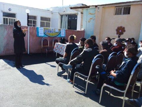 گزارش تصویری/ برگزاری کارگاه اشنایی با مفاهیم کلی سلامت روان در جلفا