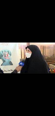 مصاحبه خبری مدیرکل بهزیستی استان کرمانشاه درشبکه استانی زاگرس
