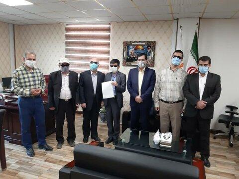 گزارش تصویری |برگزاری نشست مشترک مسئولان اجرایی و فعالان امور نابینایان با وزیر تعاون ، کار و رفاه اجتماعی