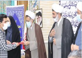 گزارش تصویری| تجلیل از خادمان و  فعالین قرآنی جامعه هدف بهزیستی استان