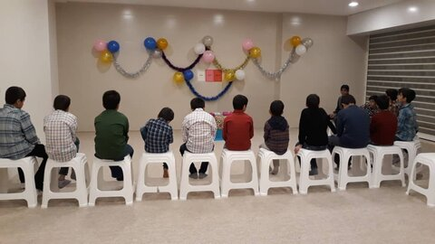 شاهرود | حال خوش کودکی در هفته ملی کودک در مراکز