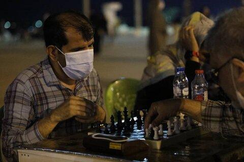 بندرعباس   برگزاری مسابقات شطرنج به مناسبت گرامیداشت روز جهانی عصای سفید