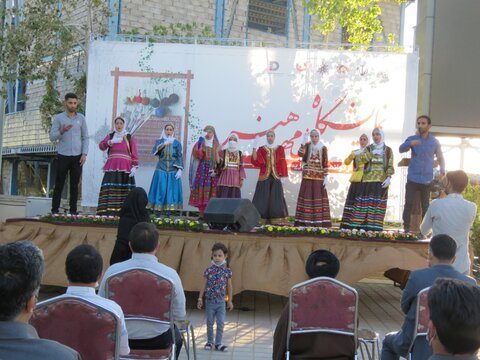 نمایشگاه آثار توانمندی افراد دارای معلولیت شهرستان سیرجان