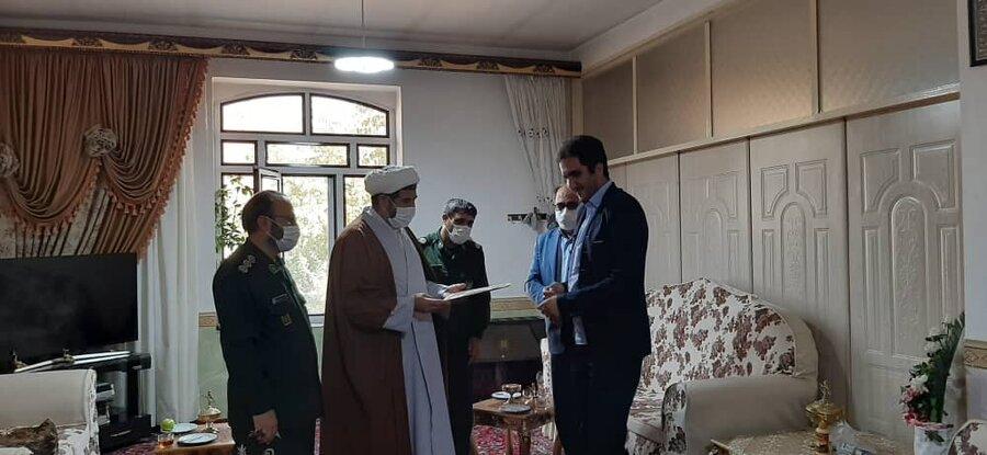 گزارش تصویری/ گرامی داشت روز عصای سفید در مدرسه باغچه بان بستان آباد