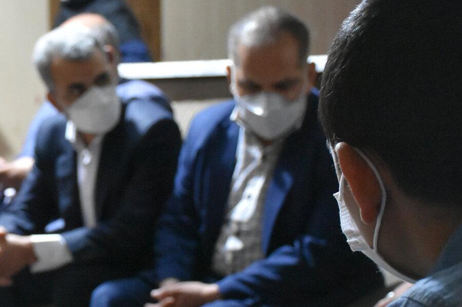 گزارش تصویری   سفر معاون امور اجتماعی بهزیستی کشور به شهرستان زاهدان