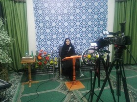 مرحله ضبطی اجرای شرکت کنندگان مرحله نیمهنهایی چهل و چهارمین دوره مسابقات سراسری قرآن در خراسان جنوبی برگزار شد