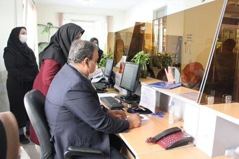 جلسه ملاقات مردمی مدیر کل بهزیستی استان اصفهان با جامعه هدف