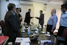 انتصاب سرپرست معاونت پشتیبانی و منابع انسانی بهزیستی استان تهران