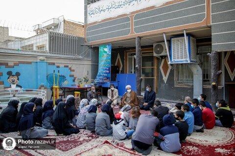 در رسانه | روایتی از دیدار تولیت آستان قدس از مرکز نگهداری کودکان بیسرپرست/ یک روز در کنار «گلهای نرگس»