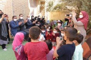 گرامیداشت روز ناشنوایان و روز جهانی کودک در کرمان