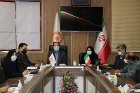 برگزاری جلسه کمیته فرهنگی و پیشگیری از اعتیاد شورای هماهنگی مبارزه با مواد مخدر در بهزیستی آذربایجان غربی