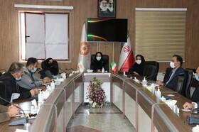 برگزاری نشست  هم اندیشی در خصوص تاسیس موسسه انتفاعی با هدف اشتغال و کارآفرینی جامعه هدف بهزیستی در سطح استان