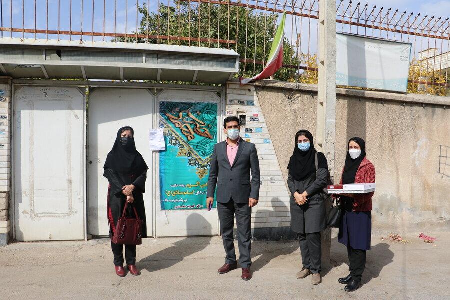 مدیر کل بهزیستی استان با حضور در مرکز محسنین ضمن قدردانی از پرسنل از این مرکز بازدید بعمل آورد