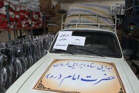 اهدا ۱۱۹ ویلچر به معلولان تحت پوشش بهزیستی خوزستان