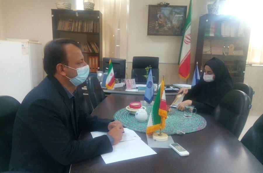 تنگستان نشست هم اندیشی بهزیستی و فنی و حرفه ای تنگستان برگزار شد