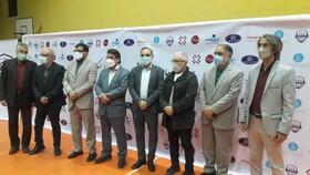 گزارش تصویری | پایان مسابقات بسکتبال با ویلچر بانوان باشگاه های کشور در مشهد