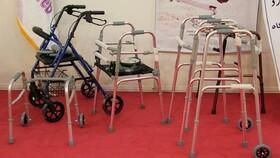 بیش از ۴ هزار وسایل کمک توانبخشی بین افراد دارای معلولیت توزیع شد